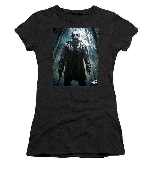 Jason Women's T-Shirt (Athletic Fit)