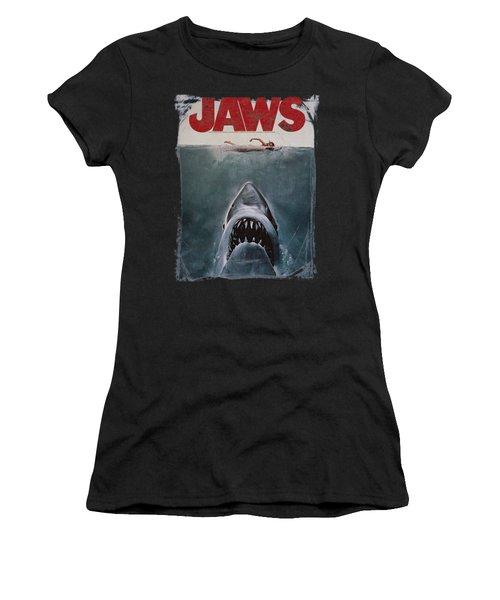 Jaws - Title Women's T-Shirt
