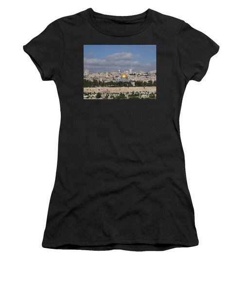 Jerusalem Old City Women's T-Shirt