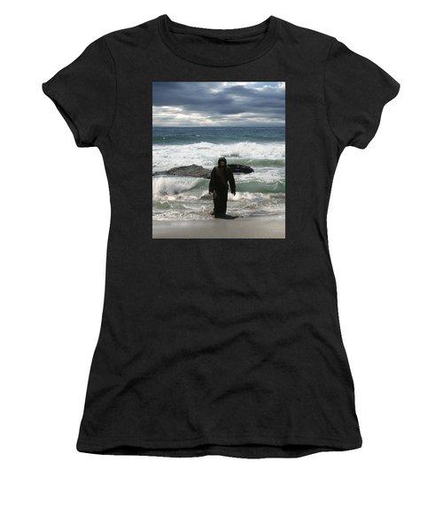 Jesus Christ- Look I Am Coming Soon Women's T-Shirt