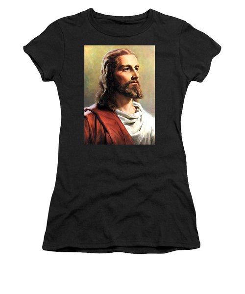 Jesus Christ Women's T-Shirt (Athletic Fit)