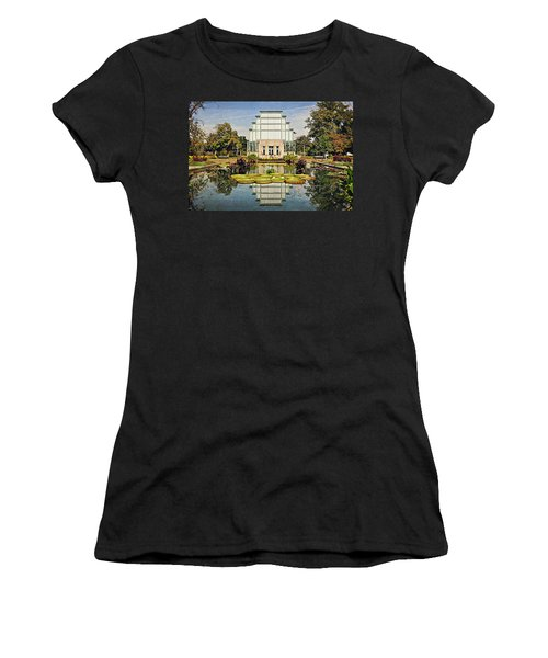 Women's T-Shirt (Junior Cut) featuring the photograph Jewel Box 1 by Marty Koch