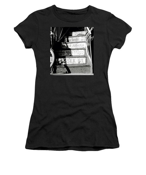 Jewish New York Women's T-Shirt