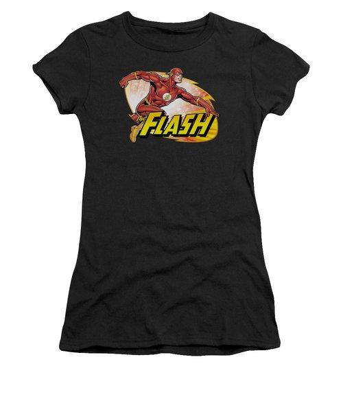 Jla - Flash Zoom Women's T-Shirt