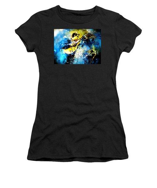 Joe Bonamassa 01 Bis Women's T-Shirt