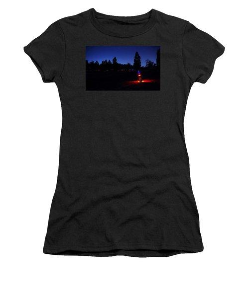 Julian Night Lights 2013 Women's T-Shirt