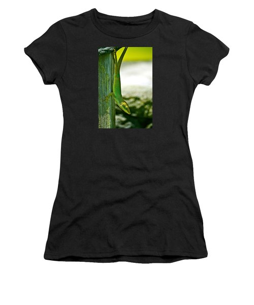 Just Hanging... Women's T-Shirt (Athletic Fit)
