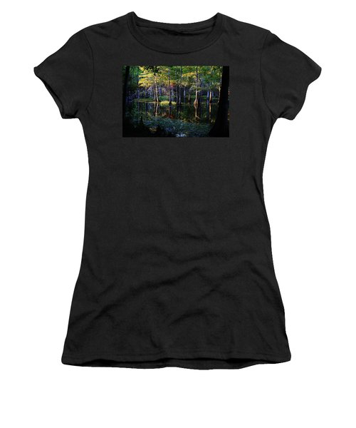 Kaleidoscope Light Women's T-Shirt (Athletic Fit)
