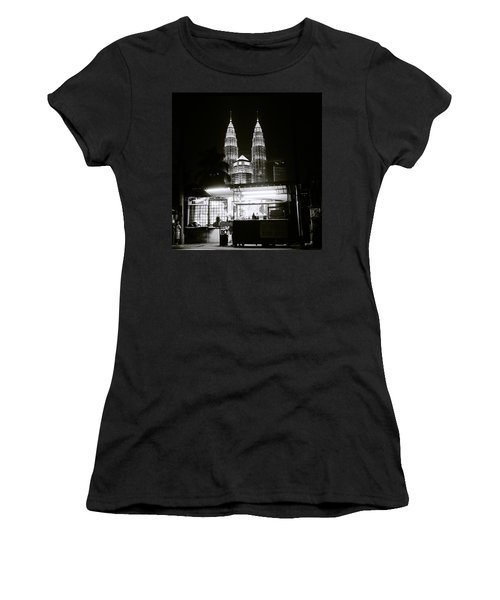 Kampung Baru Night Women's T-Shirt