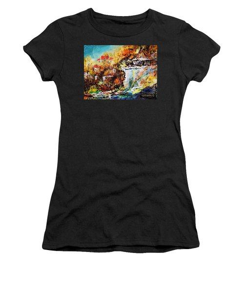 Kazimierz Nad Wisla  Women's T-Shirt (Athletic Fit)