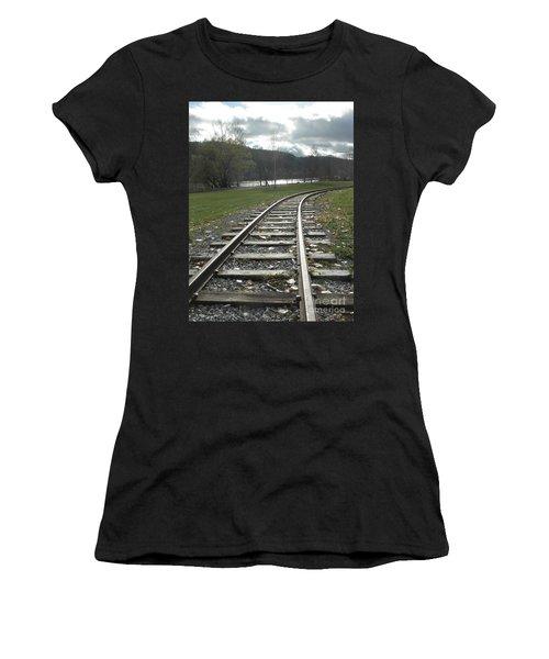 Keeping Track Women's T-Shirt