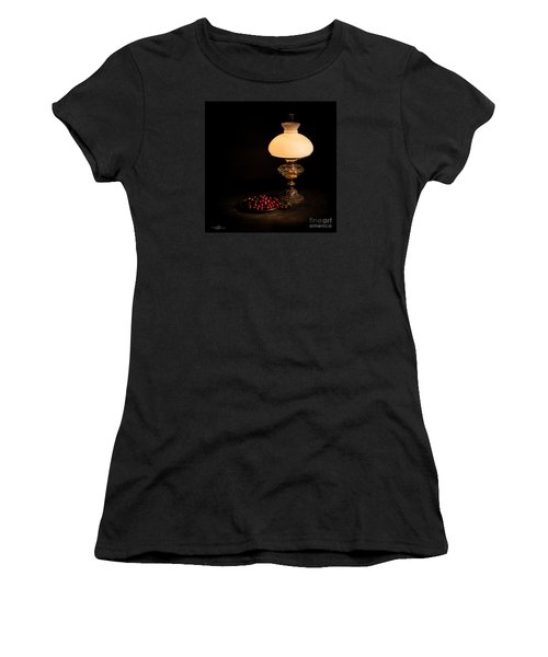 Kerosene Lamp Women's T-Shirt (Athletic Fit)