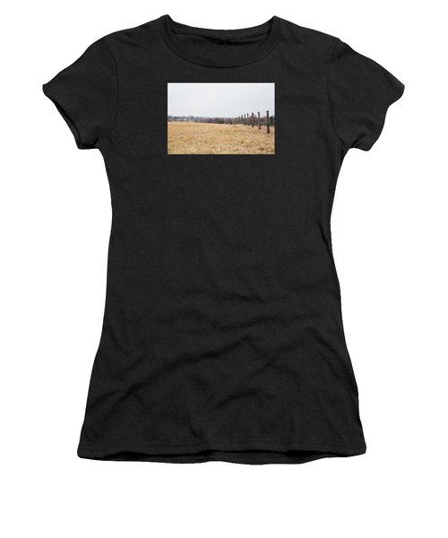 Key Hill 3 Women's T-Shirt (Athletic Fit)