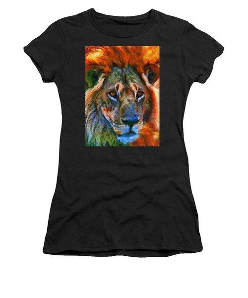 King Of The Wilderness Women's T-Shirt