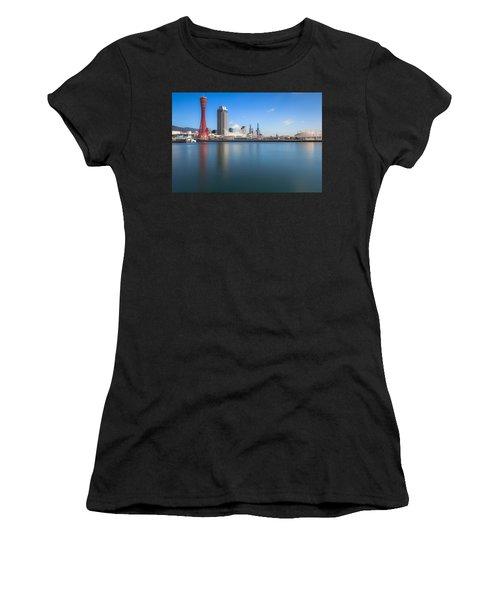 Kobe Port Island Tower Women's T-Shirt