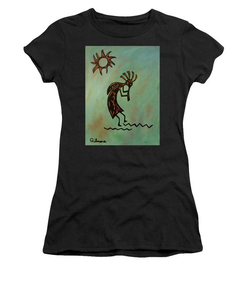 Kokopelli Flute Player Women's T-Shirt