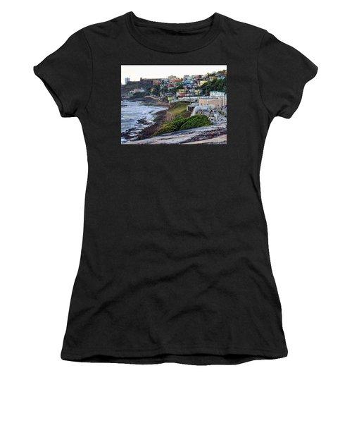 La Perla Women's T-Shirt (Athletic Fit)