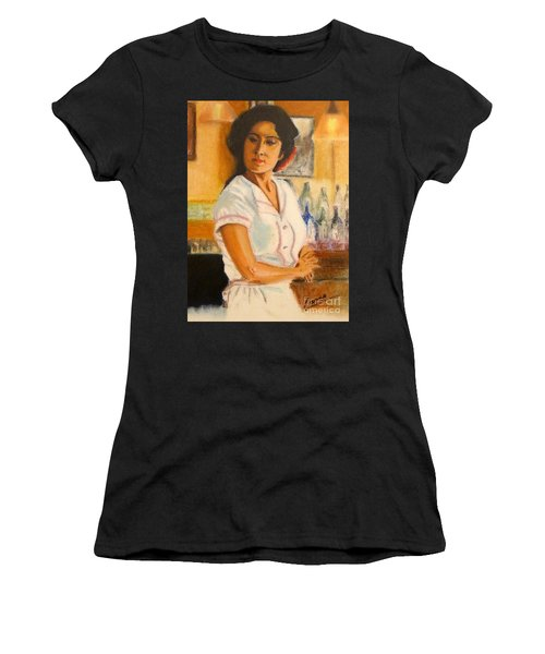Lady In Waiting Women's T-Shirt