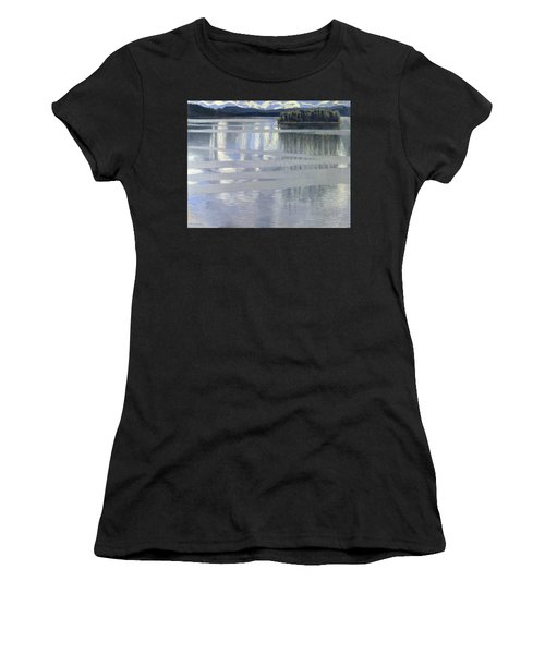 Lake Keitele Women's T-Shirt