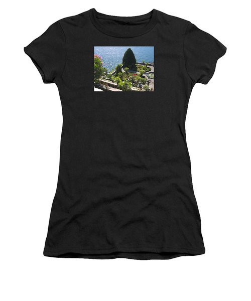 Lake Maggiore Magic Women's T-Shirt (Athletic Fit)