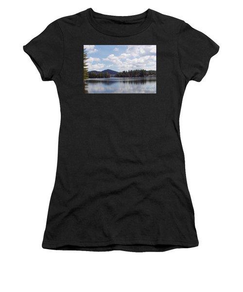Lake Placid Women's T-Shirt (Athletic Fit)