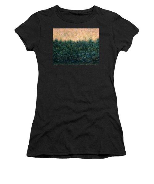 Lakeshore Sunrise Women's T-Shirt