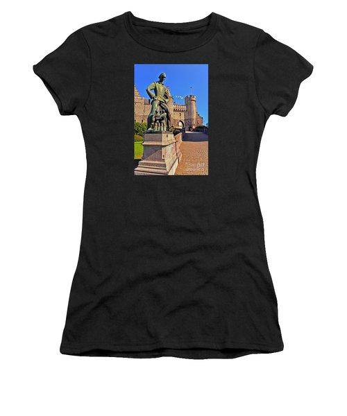 Lange Wapper Women's T-Shirt (Athletic Fit)