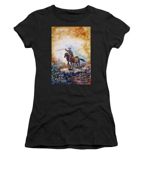 Lassoing Women's T-Shirt