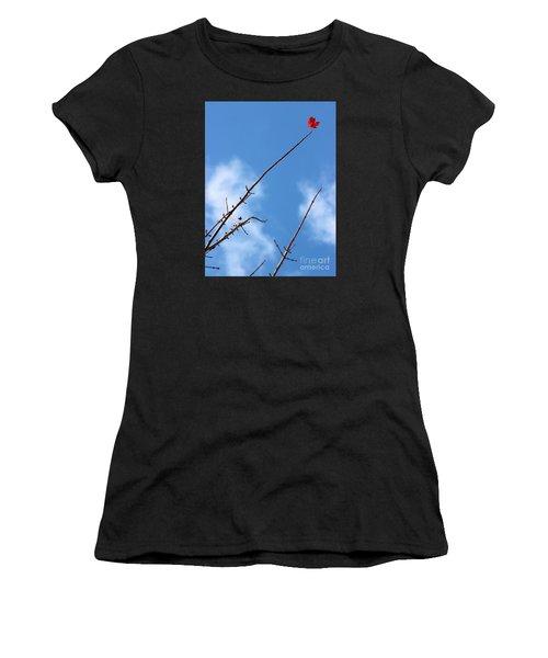 Last Leaf Standing Women's T-Shirt