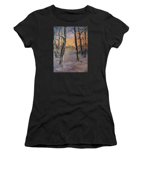 Last Of The Sun Women's T-Shirt (Athletic Fit)