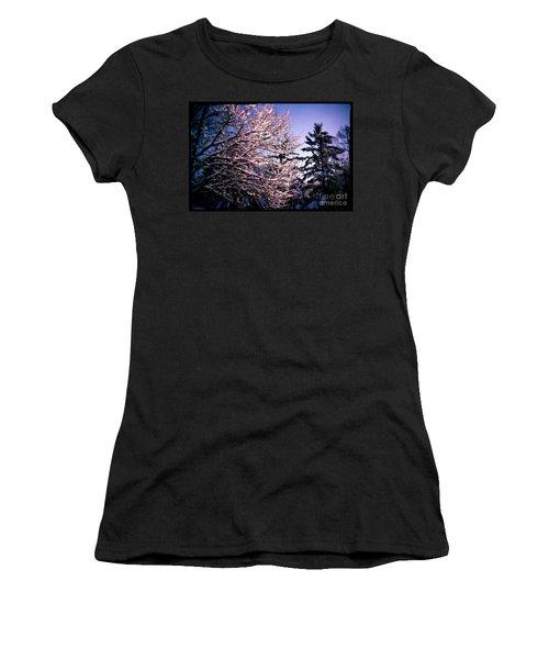 Last Peek Of Winter Sun Women's T-Shirt