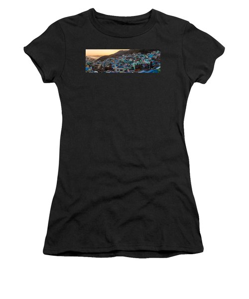 Late Afternoon In Gamcheon Women's T-Shirt (Athletic Fit)