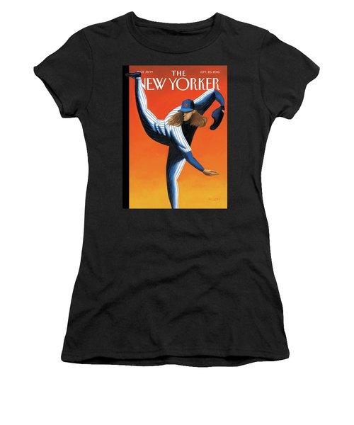 Late Innings Women's T-Shirt