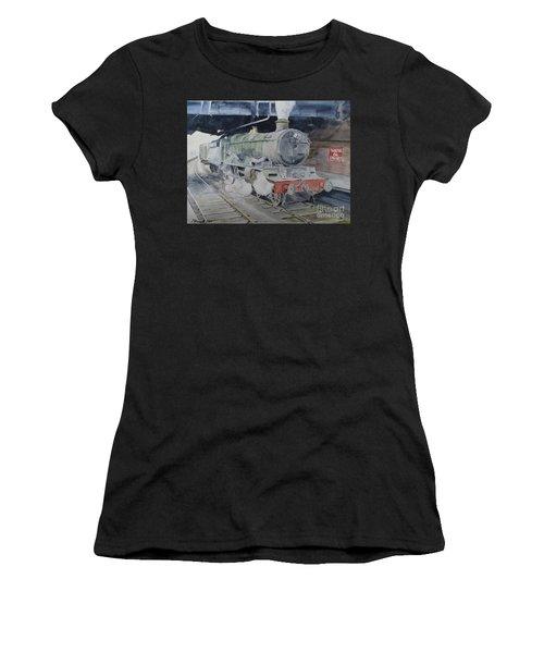 Launceston Castle At Paddington Women's T-Shirt