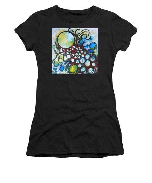 Lava Lamp Studio No.1 Women's T-Shirt (Athletic Fit)