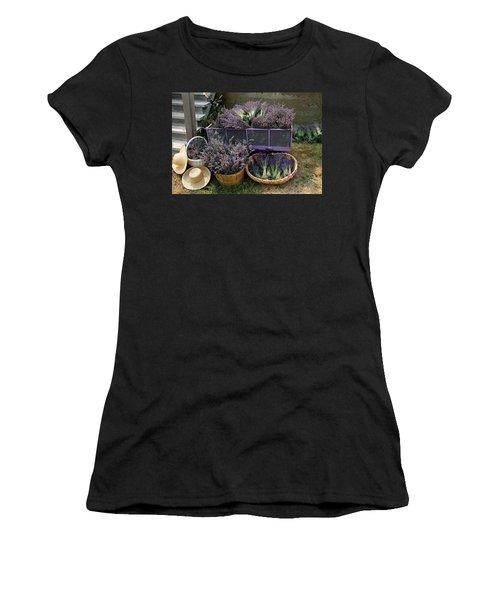 Lavender Harvest Women's T-Shirt