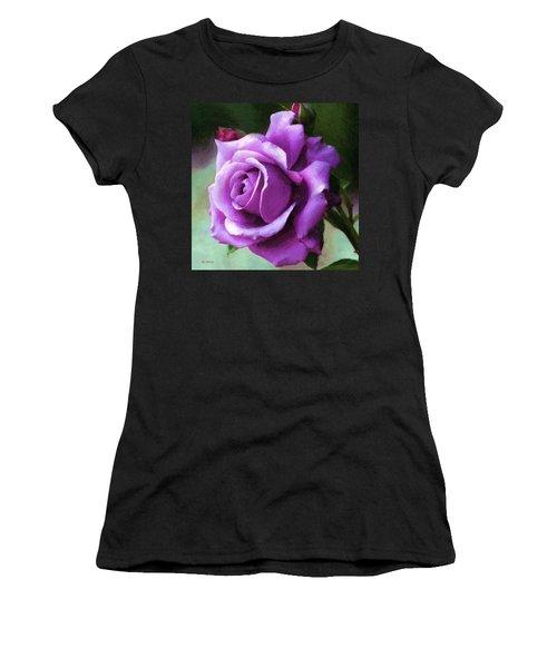 Lavender Lady Women's T-Shirt