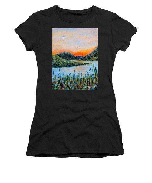 Lazy River Women's T-Shirt