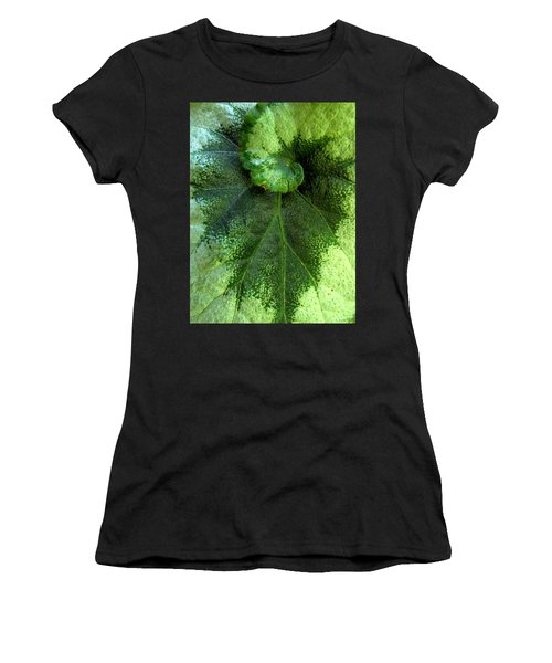 Leafy Greens Women's T-Shirt (Athletic Fit)