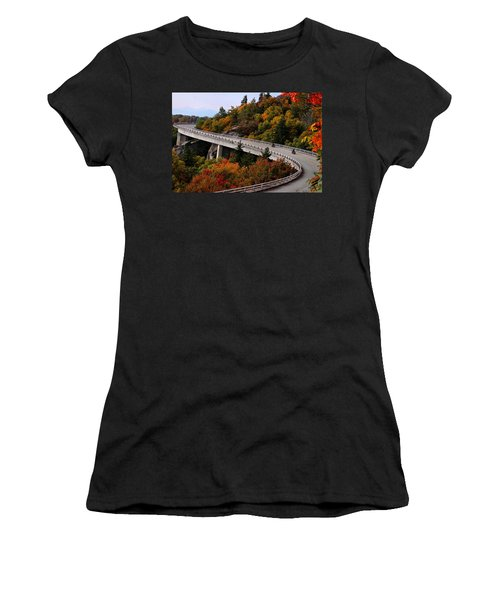 Lean In For A Ride Women's T-Shirt