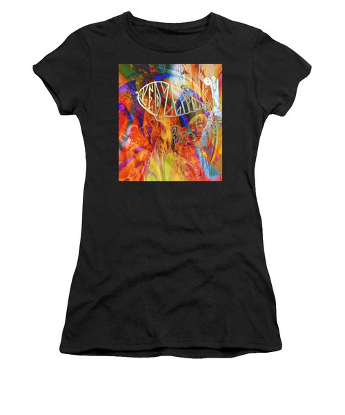Led Shred Women's T-Shirt (Athletic Fit)