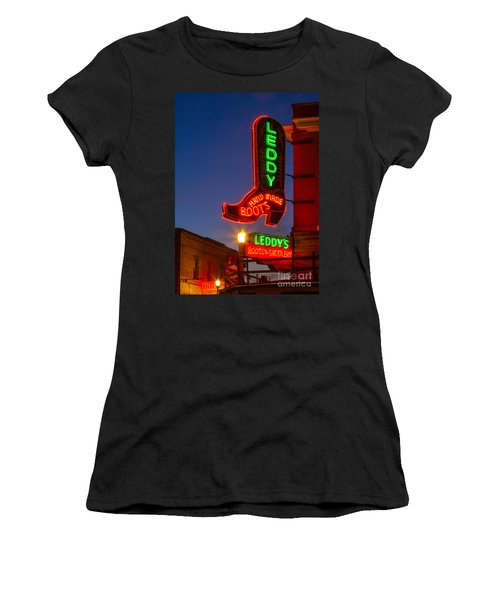Leddy Boots Neon Women's T-Shirt