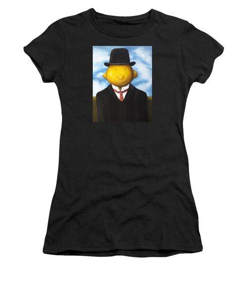 Lemon Head Women's T-Shirt (Athletic Fit)