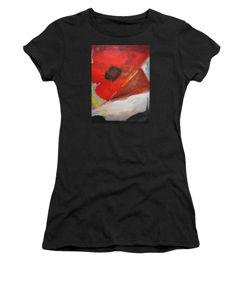Ode Of Remembrance Women's T-Shirt (Athletic Fit)