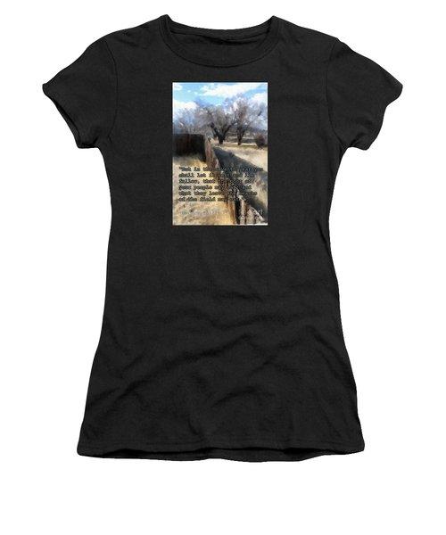 Let It Be Women's T-Shirt