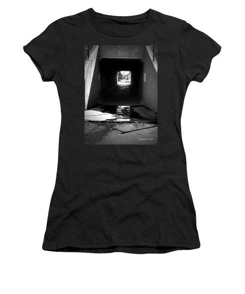 Lethbridge Underpass Women's T-Shirt