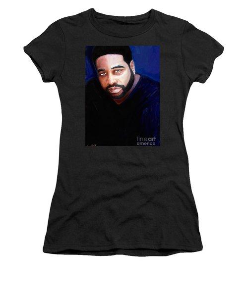 Levert Women's T-Shirt (Junior Cut) by Vannetta Ferguson