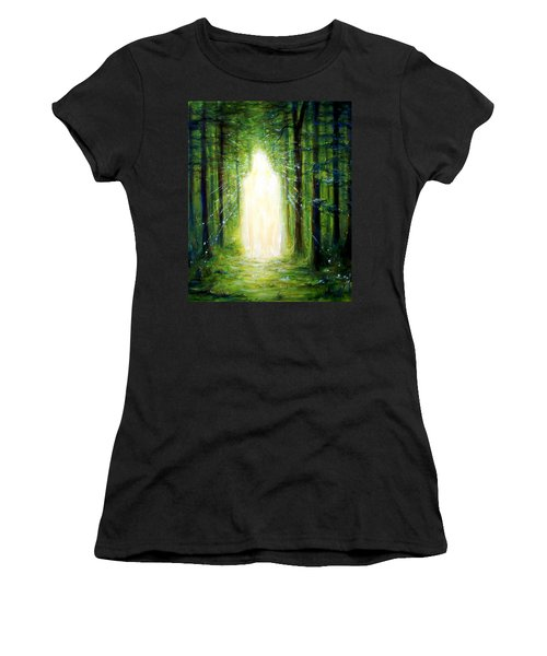 Light In The Garden Women's T-Shirt