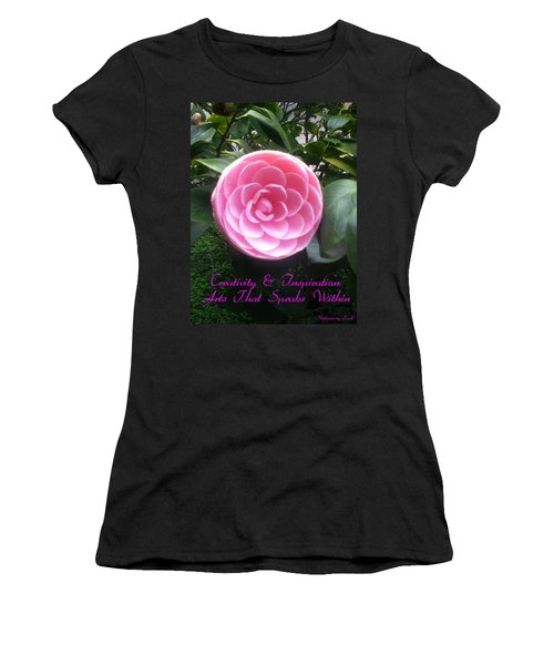 Light Of The Garden Women's T-Shirt (Athletic Fit)