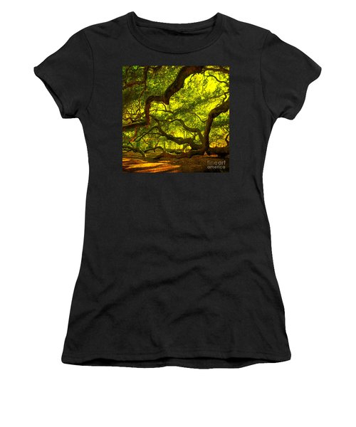 Lighter Version 40x40 Women's T-Shirt (Athletic Fit)